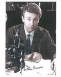 William Russell Genuine Autograph